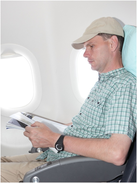 Chiropractic for Airplane Travelers