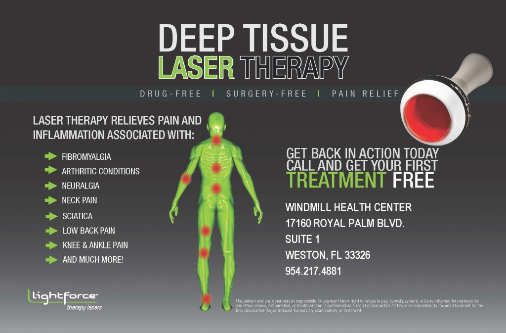 Laser Therapy Weston Fl